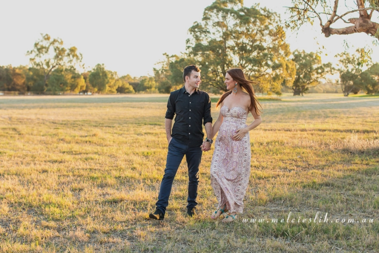 Perth Maternity Gender Reveal Photos